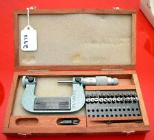 Brown and Sharpe Metric Micrometer No 210-12 Swiss Made (Inv.2970)