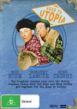 Road to Utopia *Bob Hope Bing Crosby* Hollywood Comedy Classic - DVD