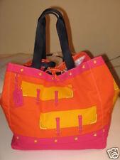 ROBERTA DI CAMERINO BEACH BAG - CARRY BAG HUGE NEW TAGS