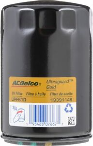 ACDelco UPF61R Engine Oil Filter