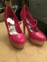 Penny Loves Kenny Women's High Heels Size 8.5 in Excellent Condition