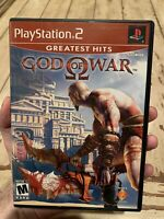 God of War (PS2) CIB - Tested Sony Playstation 2