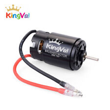 KINGVAL 550 Brushed Motor 12T/21T/27T/35T for 1/10 RC Crawler Traxxas HSP Kyosho