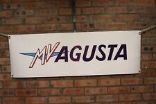 Mv Agusta F4 F3 Brutale 1000 750 Rivale large pvc  garage work shop banner