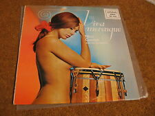 Nico Gomez & His Orchestra/ Viva Merengue/ London/1970/ Canada/ Latin Jazz/ Nude