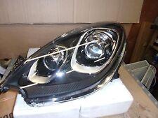 Genuine Porsche Macan SINISTRA LITRONIC HEADLIGHT P/N 95B.941.031.CR