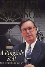 """AS NEW"" A Ringside Seat, Brunson, Michael, Book"