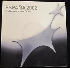 *GUTSE* ESTUCHE OFICIAL 12 EUROS 2002, SIN CIRCULAR