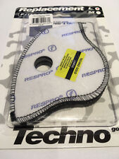 Respro Techno Spare Mask Filters (Pack of 2) Size Option