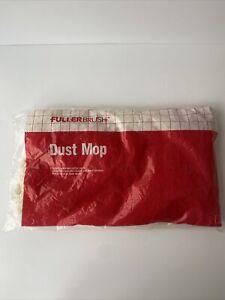 Fuller Brush Company Dry Mop Washable