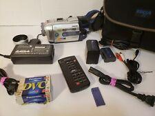 Sony Dcr-Trv50E MiniDv Digital Camcorder 3.5-inch Lcd Nightshot MiniDv