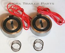 (2)  New mobile home trailer brake magnet replacement kits  - 21027