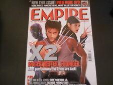 Hugh Jackman, Spike Lee, Damian Lewis, X-Men 2 - Empire Magazine 2003