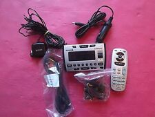 SIRIUS STARMATE ST1R satellite radio Receiver W/Car Kit--LIFETIME SUBSCRIPTION