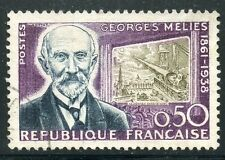 STAMP / TIMBRE DE FRANCE OBLITERE / N° 1284 GEORGES MELIES