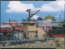 Vollmer kit 45718 NEW HO SMALL COALING TWR W/CRANE