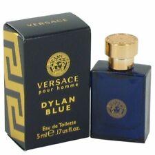 Versace Pour Homme Dylan Blue 0.17oz Men's Eau de Toilette