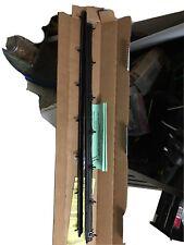 1968-1972 Nova Pair Of Outer Door Window Felt Repops Brand