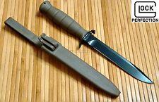 GLOCK FM 78 Olive Feldmesser AUSTRIA ARMY TACTICAL MILITARY FIELD HUNTING KNIFE