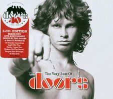 THE DOORS ' THE VERY BEST OF' 2 CD NEW!