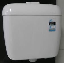 NEW - Stylus Tasman Plastic Cistern White TAS015W by Caroma