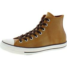 Converse Chuck Taylor Hi Leather Fitness High Top Sneakers Shoes BHFO 5714