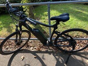 electric bike/Haibike sduro cross 1.0