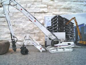 """Conrad 2205.05 Liebherr R 960 Demolition Excavator """"CARDEM"""" 1:50 """"NEW"""""""