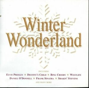 Winter Wonderland (CD) inc Elvis, Crosby, Daniel O'Donnell, David Essex +