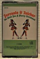 "FERRANTE & TEICHER ""We Wish You A Merry Christmas"" 1980 Cassette Liberty C124588"