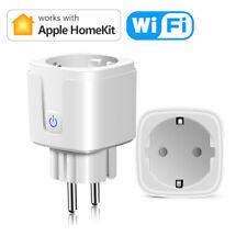 Smart Wifi EU Steckdose iOS Apple Homekit Intelligente Socket Plug APP Steuerung