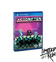 Brand New Sealed PSV ~ Xeodrifter -- Limited Run #9 (PlayStation Vita, 2016)
