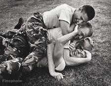 1985 Vintage TEXAS A&M Military MALE MEN Play Fun Photo Gravure Art BRUCE WEBER