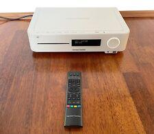 harman/kardon BDS 270 WhiteLine Blu-ray Receiver inkl. Fernbedienung