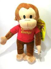 "Curious George Classic Stuffed Animal Plush Doll 9"" New"