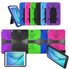 for Samsung Galaxy Tab A 8.0 T350 9.7 T550 Shockproof Hybird Case Cover Stand