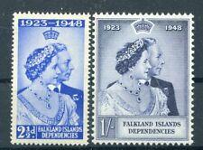 450235) Falklandinseln Nr. 12-13 **, Royals