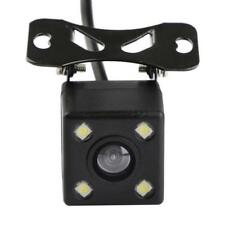 170 Degree Car Rear View Camera Parking Assistance CCD LED Backup Light ED