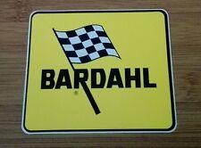 Adesivo Bardahl Formato Piccolo Vinile Auto Tuning Elaborazioni Merchandising