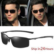 Alloy Frame Men Women Sunglasses Polarized Fashion Classic Design Outdoor Drivin