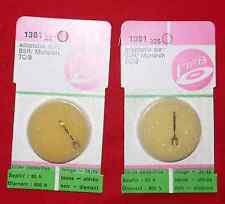 Lot de 2 x saphirs compatibles neufs  BSR TC/8 Lot of 2 x NOS  generic needles