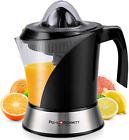 Lime/Lemon/Orange/Citrus Electric Juicer Machine Juice Extractor,Pulp Control,1L photo
