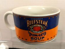 Campbells BEEFSTEAK Tomato Soup Cup/1994 Pre-Owned Great Condition