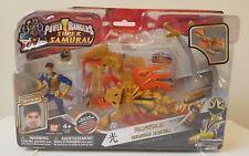 "Power Rangers Super Samurai ClawZord & Samurai Ranger Light ""New"""