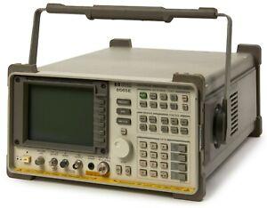 Agilent / HP 8565E Spectrum Analyzer 30Hz - 50GHz Opt. 006, 008