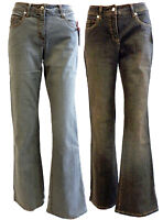 Explorer Damen Jeans Used grau, schwarz braun Gr. 36 38 40 42 NEU!!!