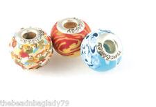 NEW Clay Signature Viva Beads PUMPKIN SPICE 3 pack