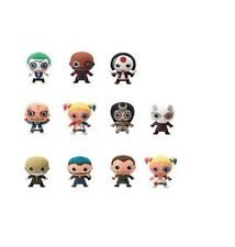 DC Comics Suicide Squad - Mystery 3D Foam Collectible Keychains