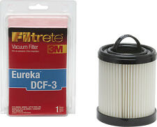 3M - Filtrete DCF-3 Filter for Select Eureka The Boss Upright Vacuums - White