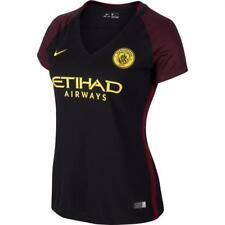 Man City women's 2016-17 away shirt - M